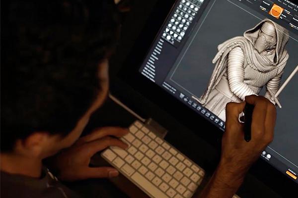 3D Modeling Sample