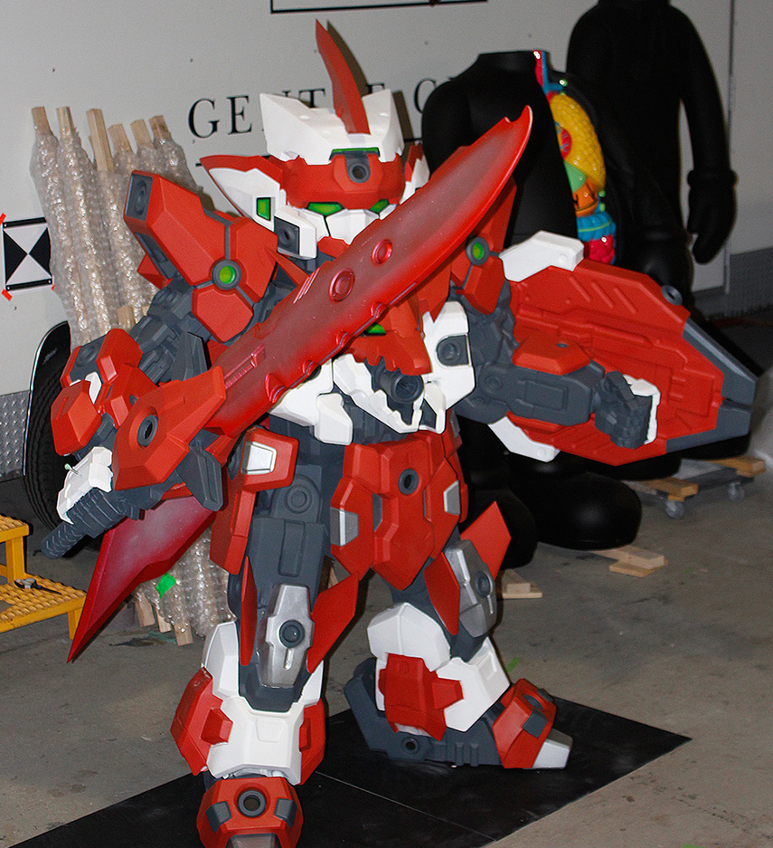 Tenkai Knights Bravenwolf