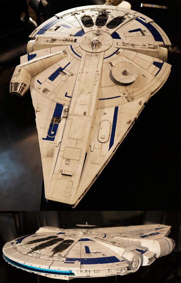 Han Solo's Millennium Falcon