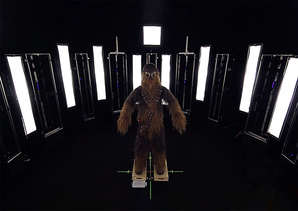 Juggernaut VFX Mobile Photogrammetry Studio