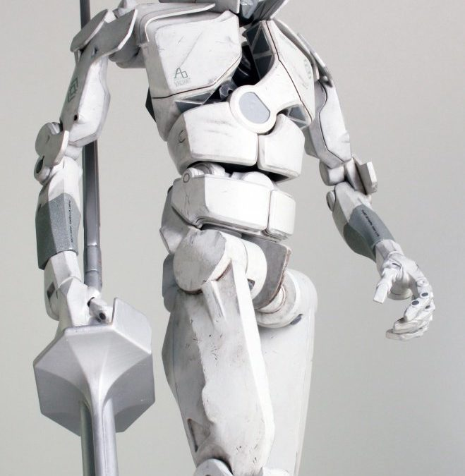 The Singleton Robot: Fully 3D Printed in SLA
