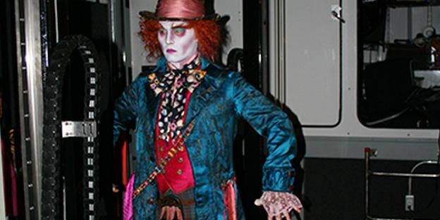 VFX Costume Scanning Sample