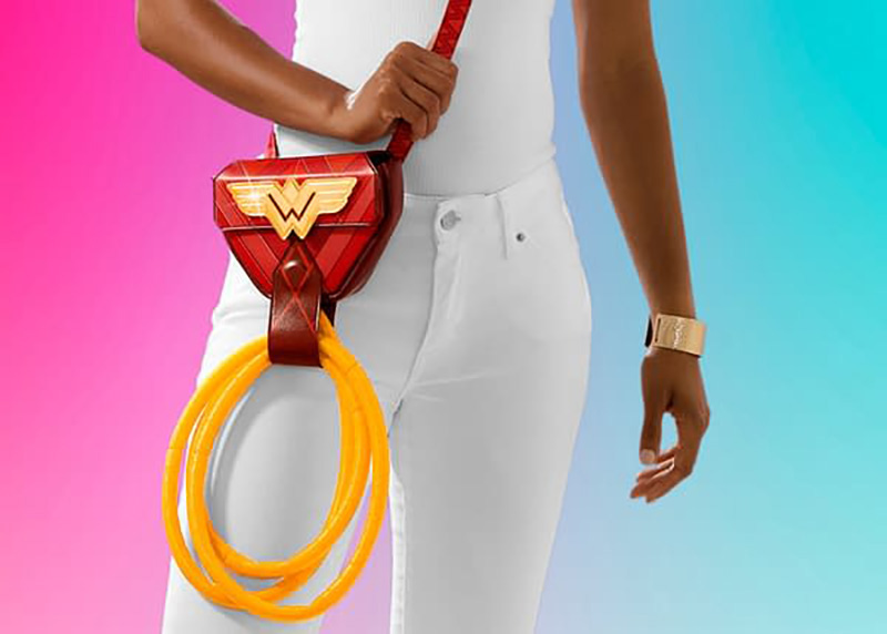Wonder Woman 1984 SweeTarts Bag Model